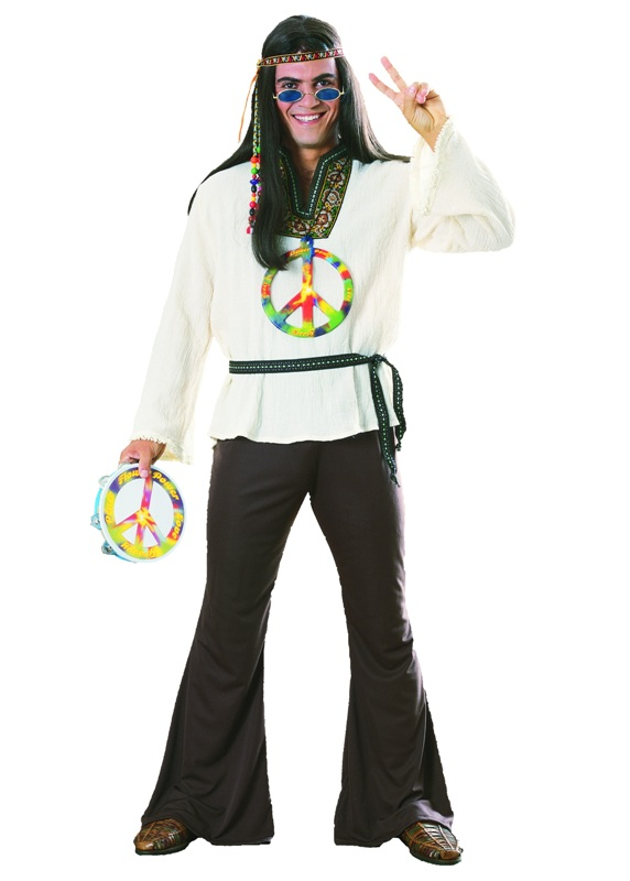60's Groovin' Man  Adult Costume