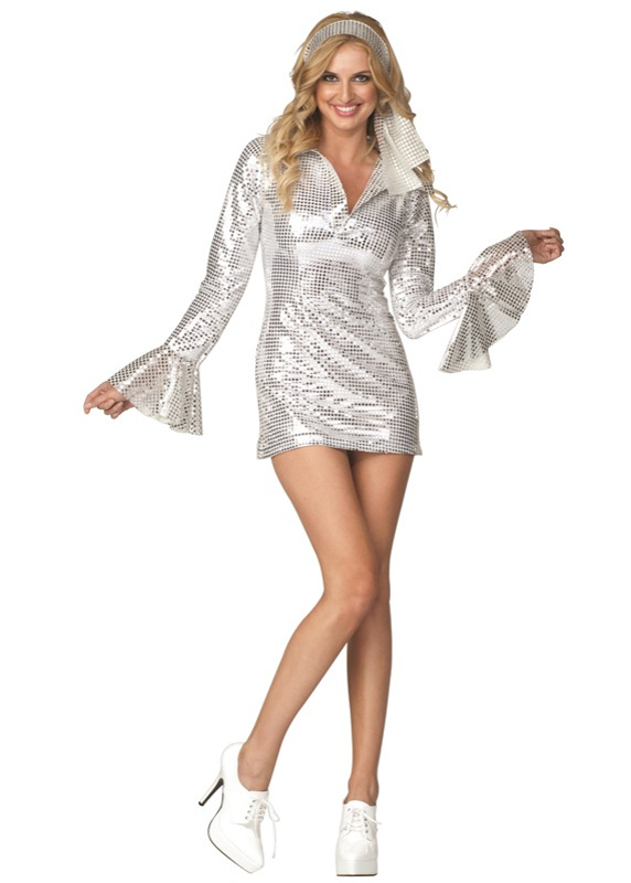 70's Disco Adult Costume