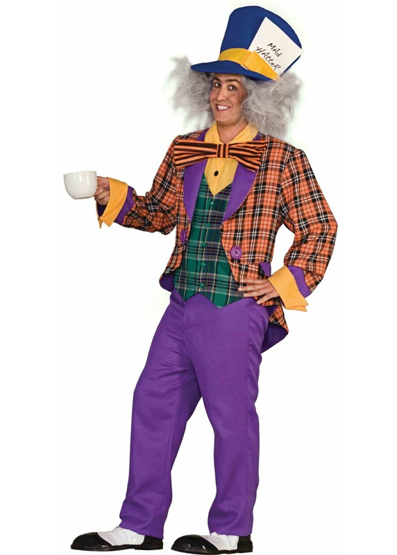 The Mad Hatter Adult Costume