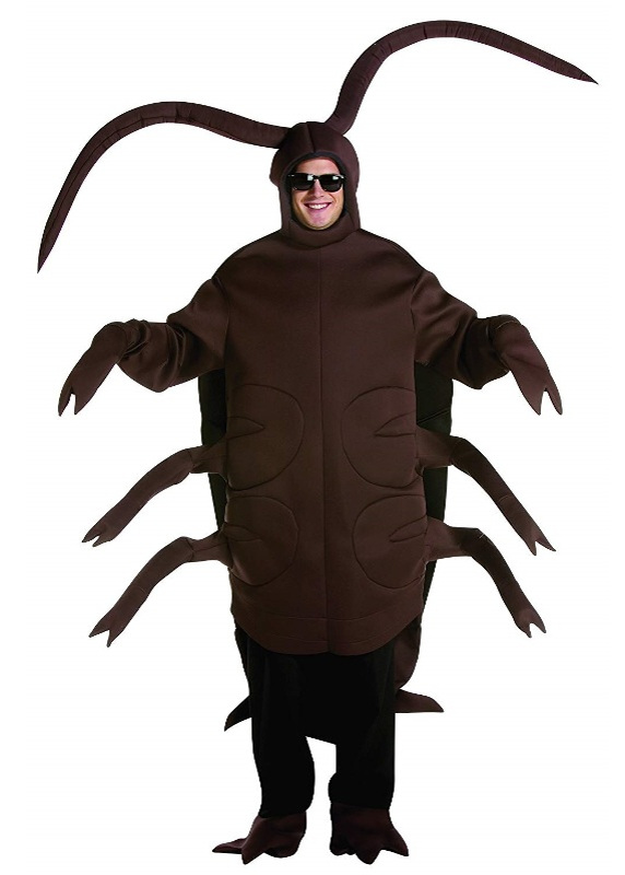 Cockroach Adult Costume
