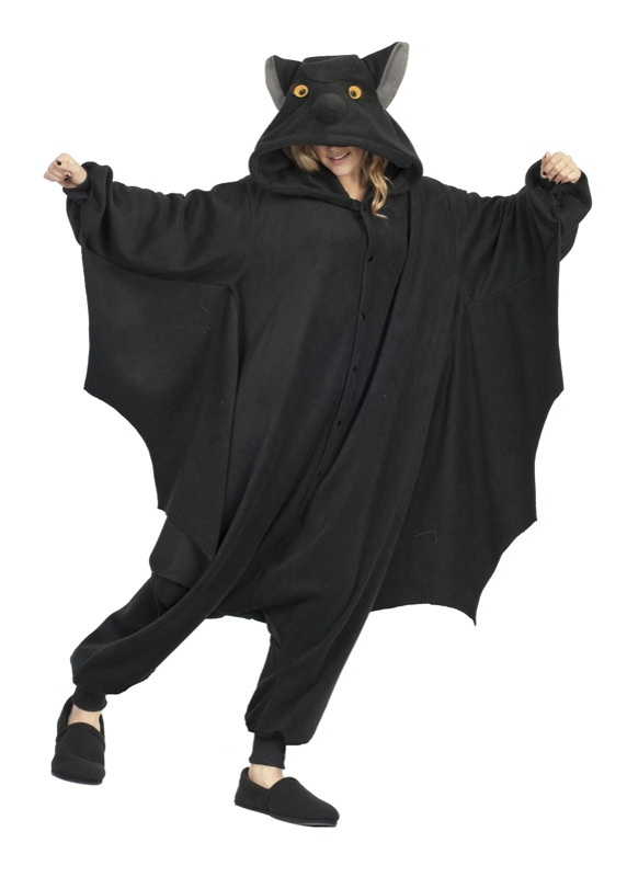 Bugsy Bat Funsie Adult Costume