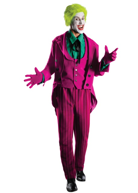Classic Joker Adult Rental Costume