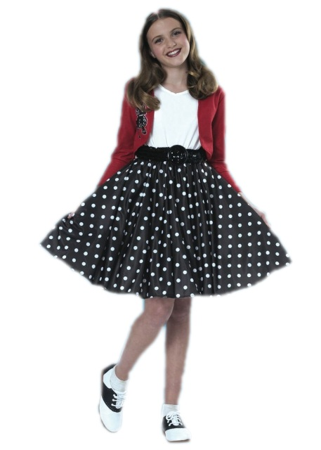 50's rocker child costume