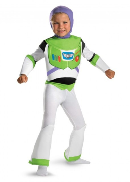 Deluxe Buzz Lightyear Child Costume