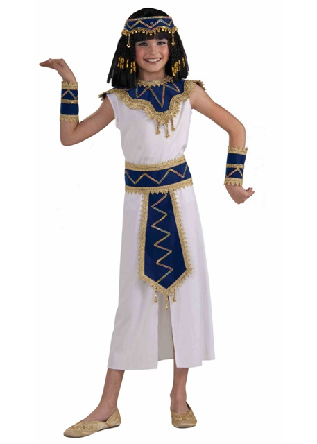Cleopatra Child Costumes