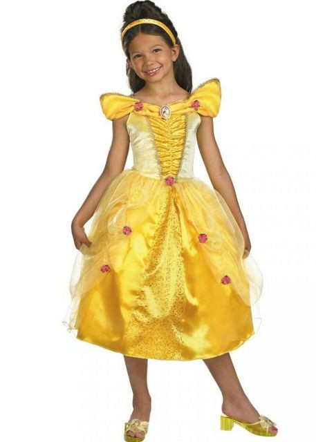 Disney Belle Child Costume
