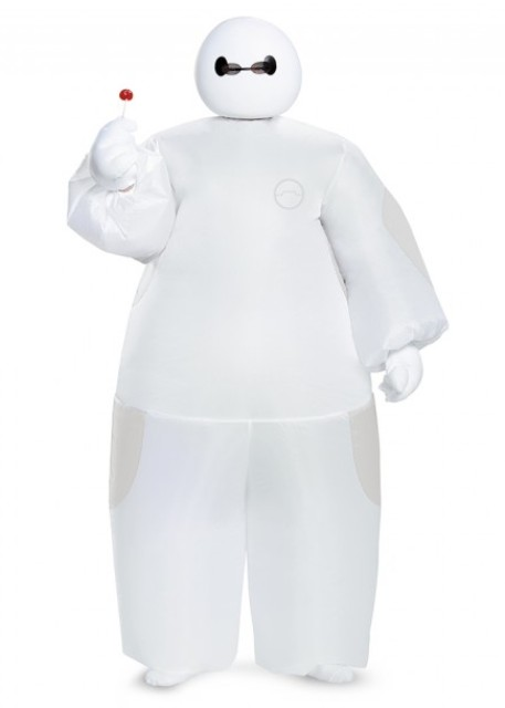 Beymax Disney Child Costume