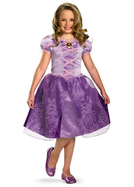 Rapunzel Disney Princess Child Costume