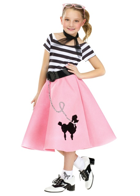 children-costumes-Poodle Skirt