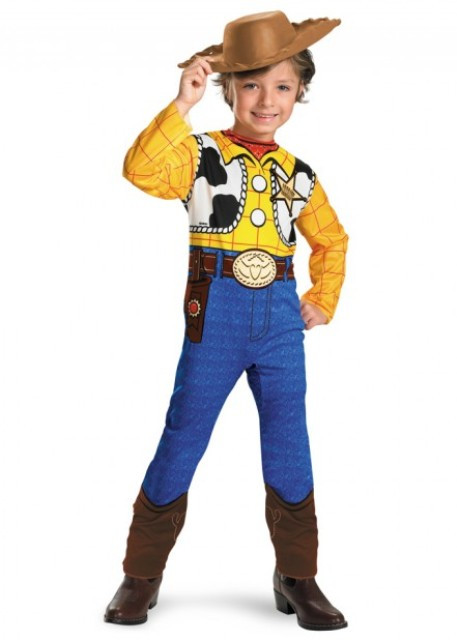 Woody Child Costume