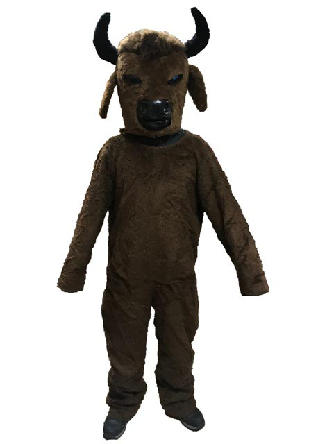 Bull Mascot Costume for rent in los angeles