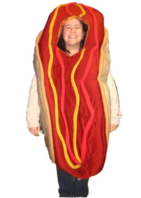 Hot Dog|Mascot Costume for rent in los angeles