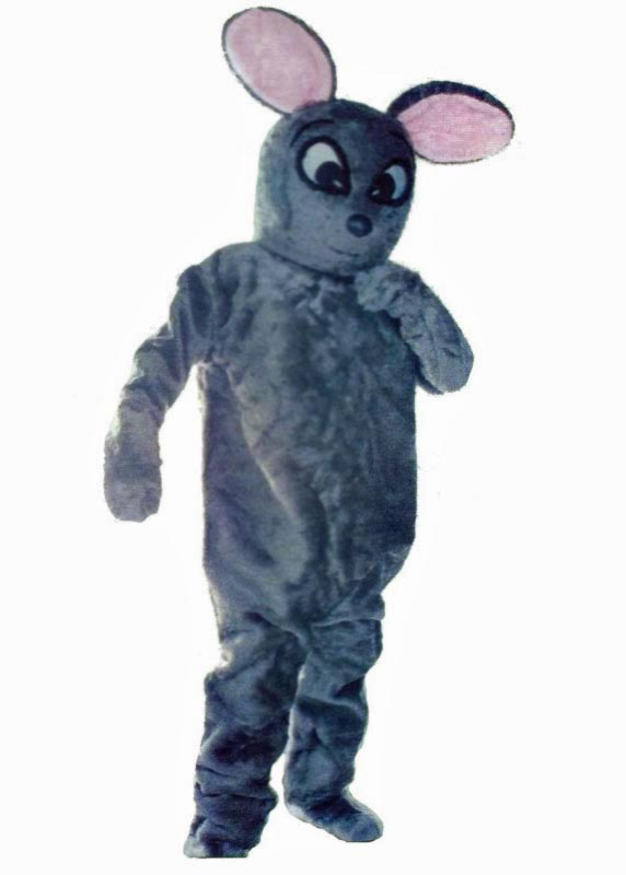 Mouse Mascot Costume for rent in los angeles