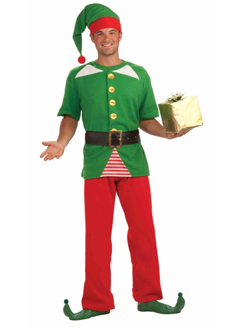 Jolly Elf Costume by Forum