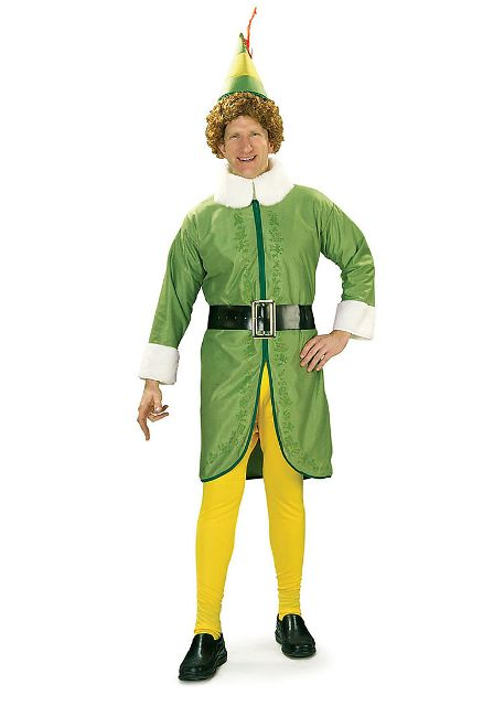Buddy the Elf costume by Rubie's 880419 16894