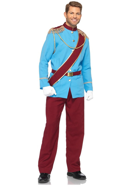 Disney Prince Charming 805236 Adult Rental Costume