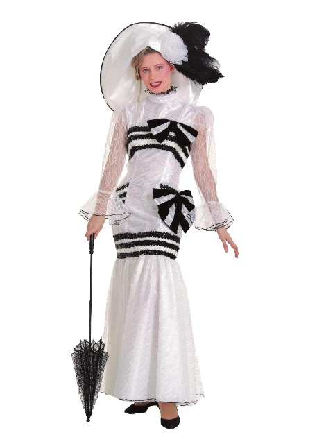 My Fair Lady Victorian Dress