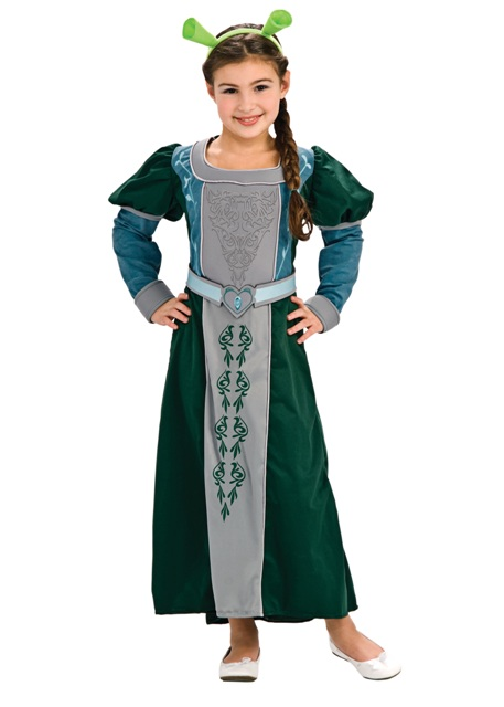children-costumes-shrek-fiona-884223